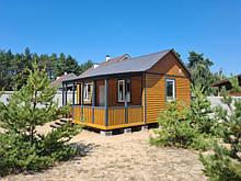 Послуги з будівництва дачних будинків, мобільних конструкцій