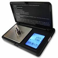 Портативные карманные весы Pocket Skale ML-E05 с сенсорным управлением (100 г) LUO /02-8