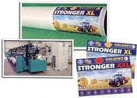 Сетка сеновязальная STRONGER MAX 1,23 * 3600 вес 38кг усилие более 275кг