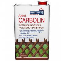 Средство для обработки ворот, заборов Carbolin
