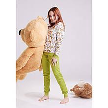 Пижама для девочки  (146,152,158)