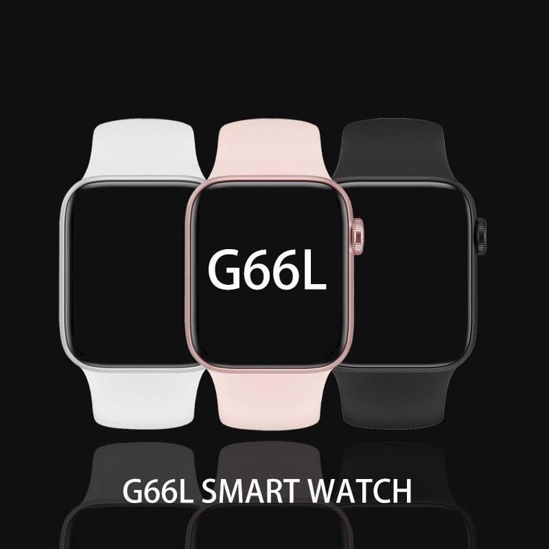 Смарт ГОДИННИК Smart Watch G66L для Чоловіків і Жінок Спортивні Умые Фітнес Трекер Браслет з Підтримкою Bluetooth