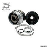Кулак шрус внутрішній підвісний Opel Vectra C 2.0 dti 90304156 4242328 374130, фото 2