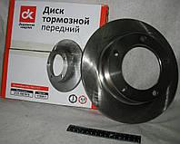 Диск тормозной ВАЗ 2121 передний <ДК>