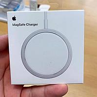 Беспроводная магнитная зарядка для iPhone 12 Apple MagSafe Charger STR White
