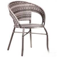 Кресло из ротанга AMF Catalina ротанг серый