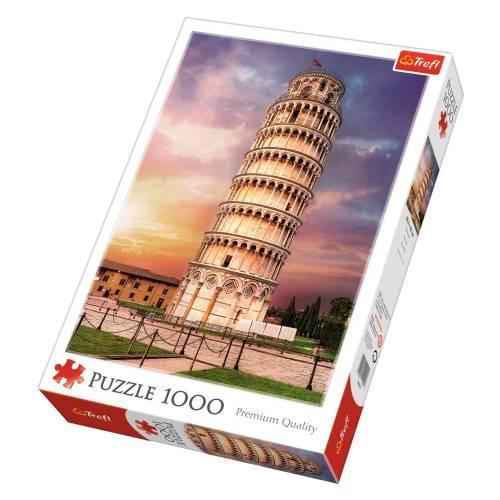Пазл 1000 Trefl Пізанська вежа (Pisa Tower)