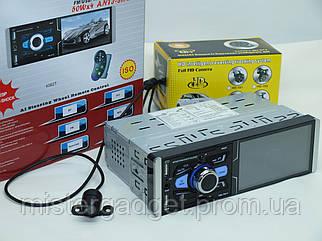 Сенсорна магнітола Піонер 4062 з камерою заднього виду