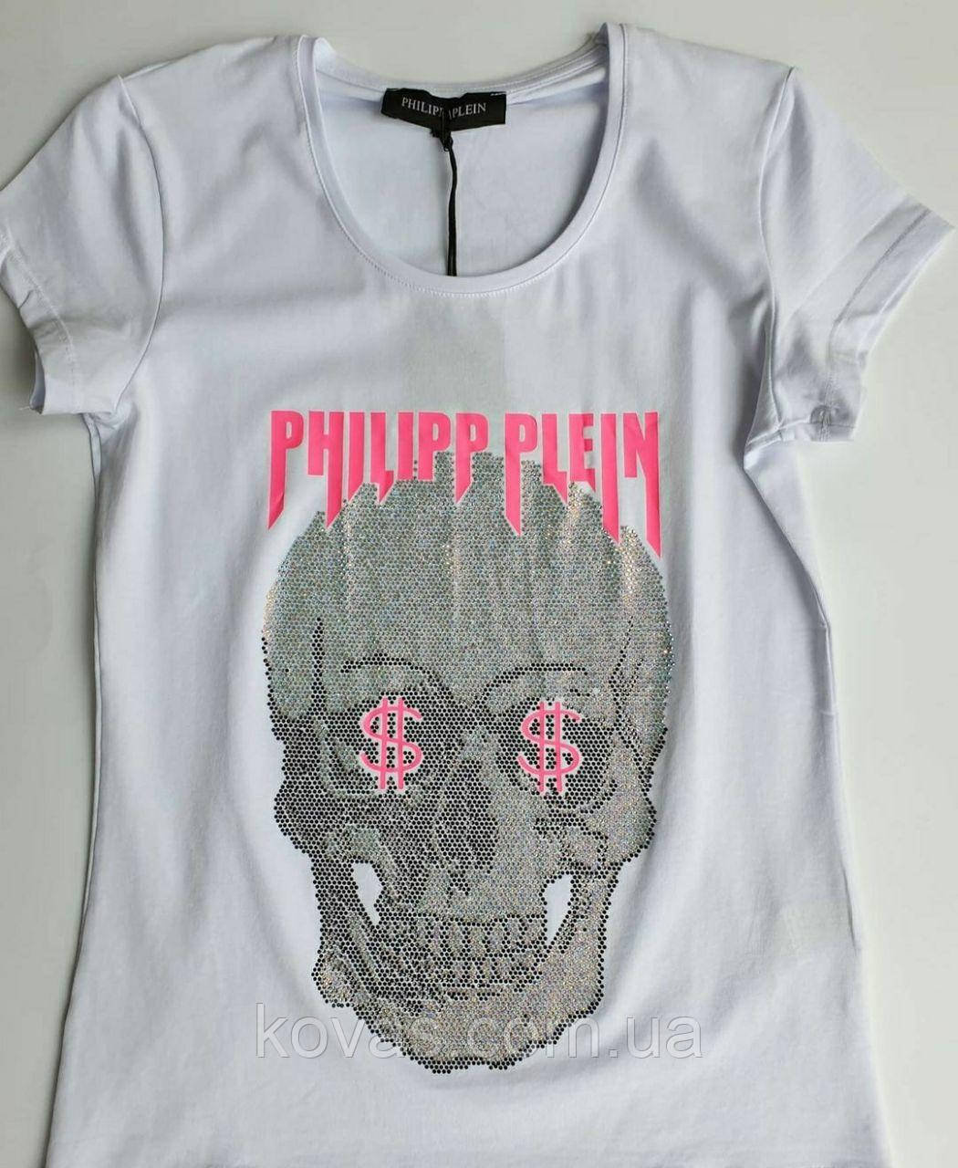 Жіноча футболка Philipp Plein