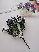 Гілка морошка, фіолетовий квітка