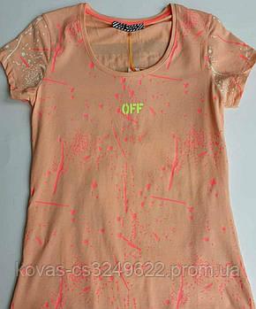 Женская футболка  Off-White