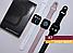 Наручний Смарт ГОДИННИК Smart Watch Sport Tech X7 з Двома Активними Кнопками Умые Фітнес Браслет для Android iOS, фото 9