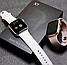 Наручний Смарт ГОДИННИК Smart Watch Sport Tech X7 з Двома Активними Кнопками Умые Фітнес Браслет для Android iOS, фото 8