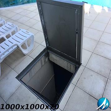 Люк Access Cover UNIFACE ASSIST 1000х1000x70мм н/ж
