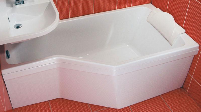 Ванна Ravak BE HAPPY 150 х 75 L/R