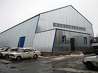Изготовление и монтаж складов специализированных до 3000 кв. м. , рамп, навесов, встроенных в склады офисов