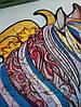 Деревянный пазл-головоломка PuzzleOK Сказочный Единорог 63 детали (PuzA4-00016), фото 2