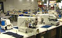 Услуги швейной фабрики