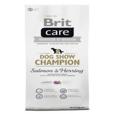 Brit Care Dog Show Champion 3 кг, корм для выставочных собак