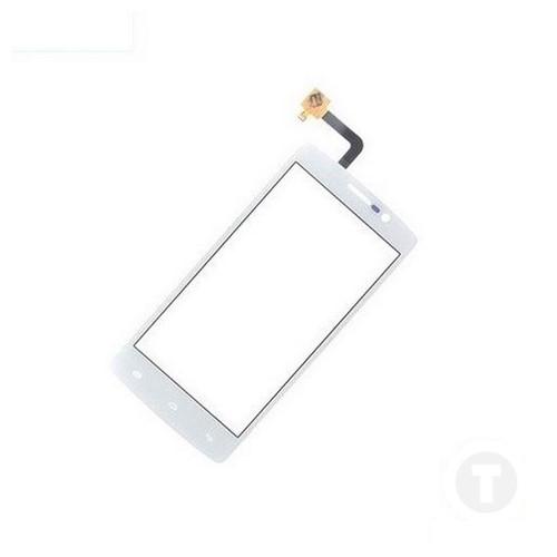 Тачскрін (Сенсор) для Fly IQ4504 Quad EVO Energy 5 білий