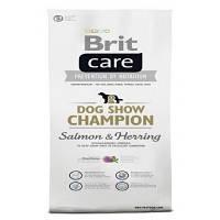 Корм для собак Brit Care Dog Show Champion 1кг, корм для выставочных собак