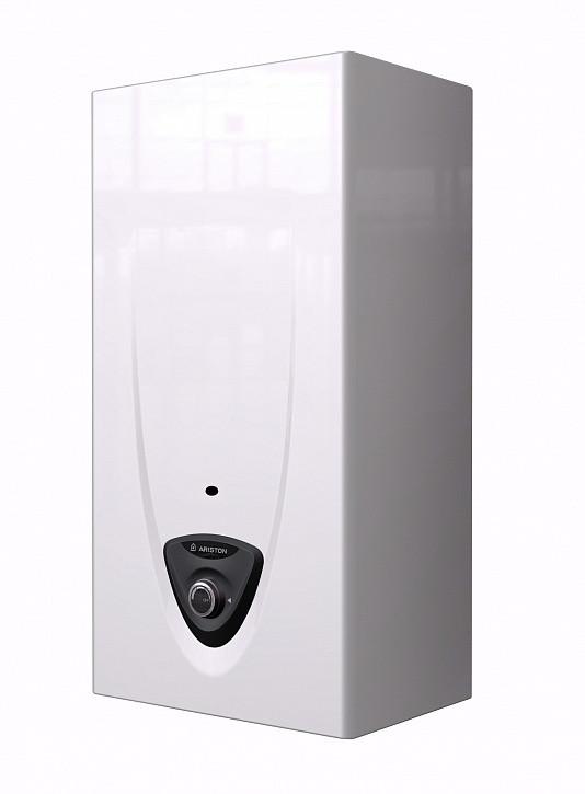 Газовая колонка Ariston FAST EVO ONT B 11 NG, 11 л/мин., электророзжиг, A,  3632047