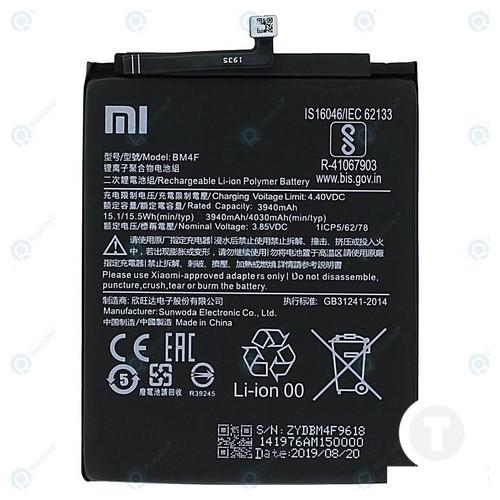 Акумулятор оригінал (батарея) для Xiaomi BM4F (Xiaomi Mi A3/ CC9e)