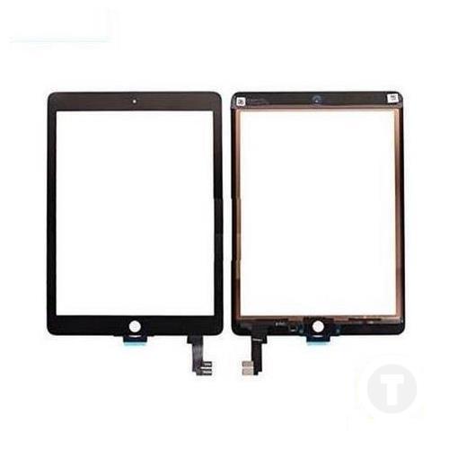 Тачскрін (Сенсор) для Air iPad 2 (A1566/ A1567) чорний