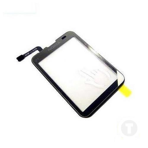 Тачскрин (Сенсор) для Nokia C3-01/ C3-03 черный