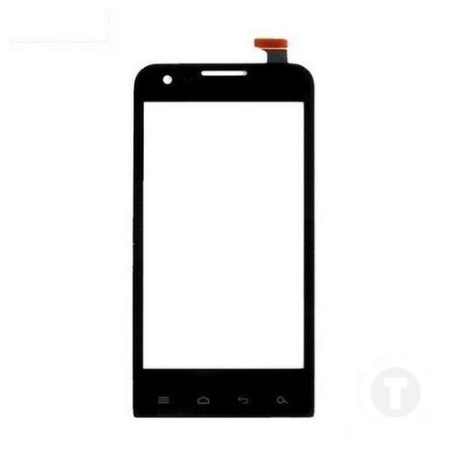 Тачскрин (Сенсор) для Prestigio 4040 MultiPhone PAP Duo черный