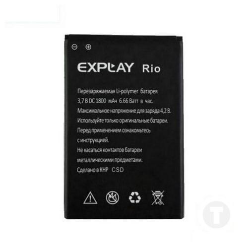Акумулятор оригінал (батарея) для Explay Rio/ Rio Play
