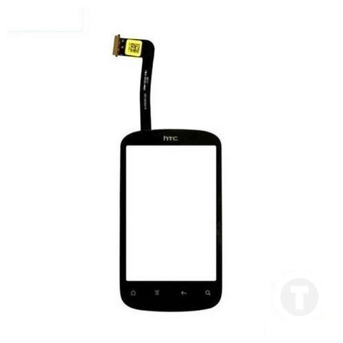 Тачскрин (Сенсор) для HTC A310 Explorer черный