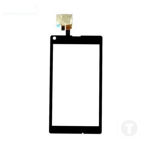 Тачскрін (Сенсор) для Sony C2104 S36 Xperia L/ C2105 S36h чорний