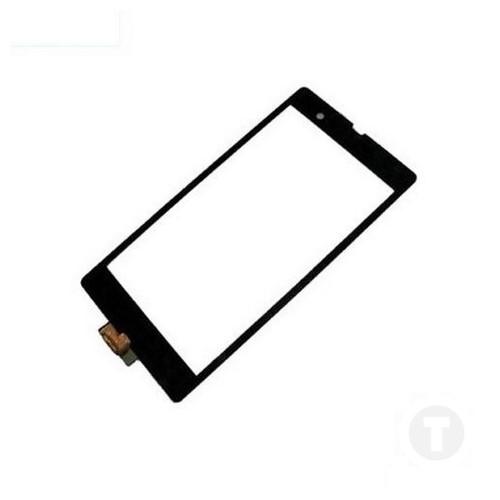 Тачскрин (Сенсор) для Sony C6602 L36h Xperia Z/ C6603 L36i/ C6606 L36a черный