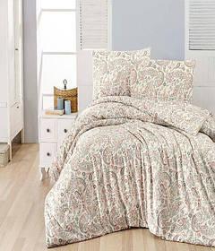 Постельное Белье из Фланели Байка Двуспальное Евро 200*220 см Турция Cotton Сollection