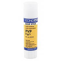 Клей-олівець на PVP основі 8г EconoMix, Е41218
