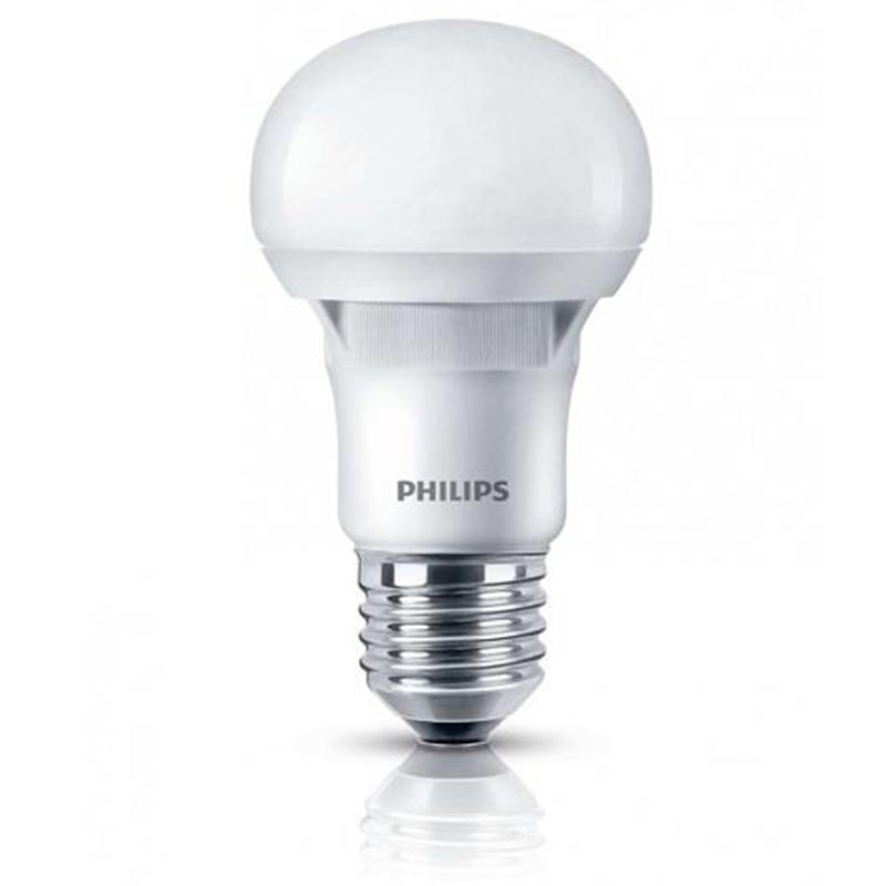 Лампа LED Philips LEDBulb 5Вт E27 315 lumen 230V 3000K A60 Essential (929001203887)