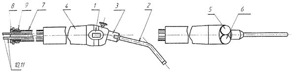 Схема построения стоматологического пустера