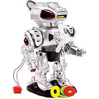 Детский Робот Игрушка Стреляющий Мягкими Дисками