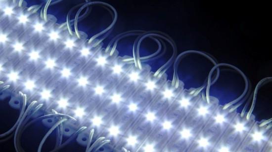 Светодиодные модули для рекламы - незаменимая вещь
