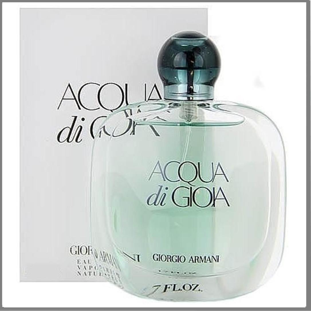 Giorgio Armani Acqua di Gioia парфумована вода 100 ml. (Тестер Армані Аква Ді Джоя)