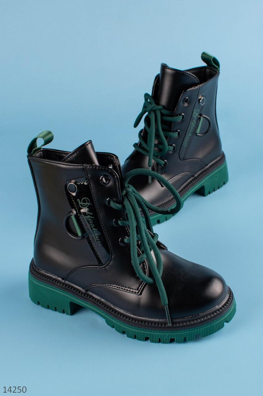 Демисезонные ботинки для девочек. ТМ Y.TOP. Размеры 27-32