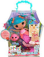 Большая кукла Lalaloopsy Magical Mermaid, Sand E Starfish