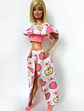 Одяг для ляльок Барбі - топ і спідниця*, фото 3