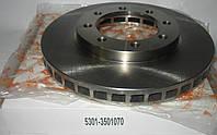 Диск тормозной ЗИЛ 5301 передний (ДК)