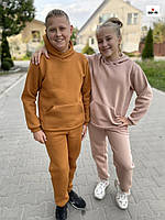 Спортивний костюм теплий підлітковий для хлопчика і дівчинки 36-42р.