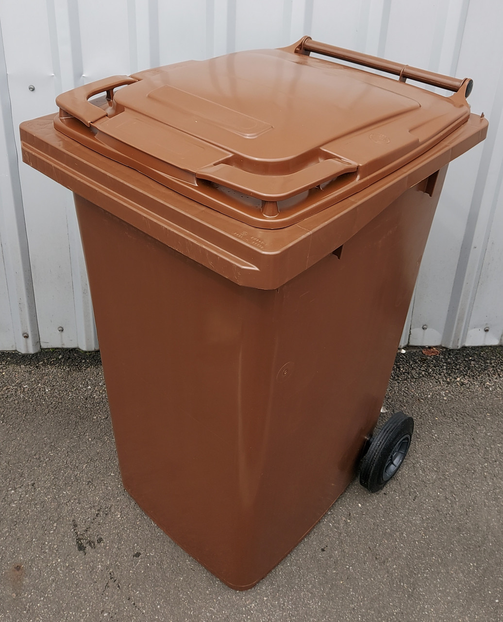 ESE Контейнер для сміття 240 л. (Для ТПВ)