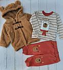 Костюм теплий для малюків Туреччина Р. р 9-24 місяця, фото 2