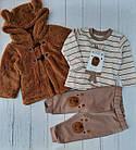 Костюм теплий для малюків Туреччина Р. р 9-24 місяця, фото 4