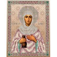 Св. Иоанна Мироносица размер: 13*17  К-во цветов: 8